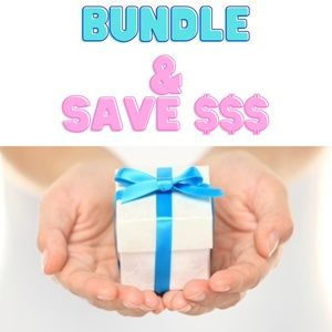 Bundle Items and I'll Send You a Discount Offer